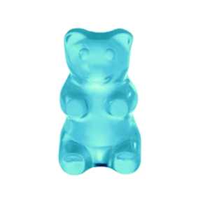 Clip Art Gummy Bear Clip Art edited by c freedom gummy bear free images at clker com vector image