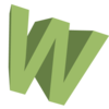 Letter W Icon Image