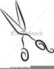 Royalty Free Line Art Clipart Image