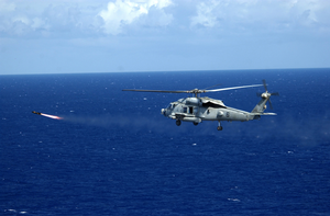 An Sh-60f Sea Hawk Assigned To The Image