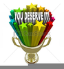 Peer Recognition Clipart Image