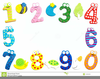 Free Math Clipart Of Numbers Image