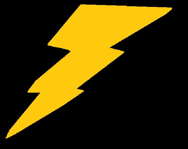 Lightning Bolt Free Images At Vector Clip Art Online Royalty F