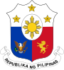 Coat Of Arms Of The Philippines Clip Art