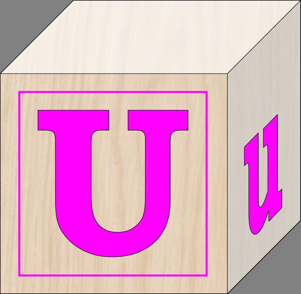Blocks U | Free Images at Clker.com - vector clip art ...