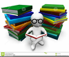 Clipart Of People Reading Books Image