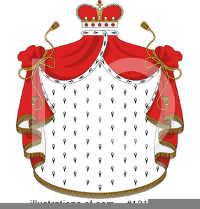 Coat Of Arms Mantling Clipart Image