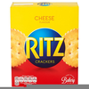 Ritz Cheese Crackers Image