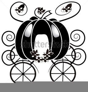 Free Cinderella Silhouette Clipart Image