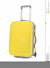 Travel Suitcase Clipart Image
