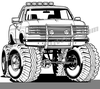 Land Cruiser Clipart Image