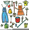 Free Funny Gardening Clipart Image