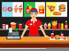 Clipart Fast Food Restaurants Image
