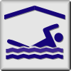 Hotel Icon Indoor Pool Clip Art