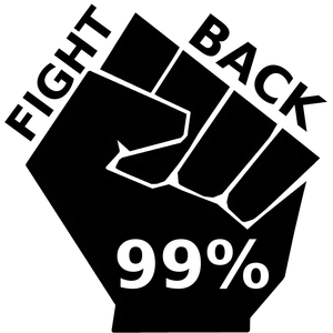 Occupy Fight Back Image