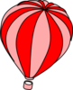 Hot Air Balloon Grey Md Image