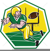 Football Drawings Clipart Image