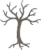 Bare Dead Tree Clip Art