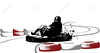 Karting Clipart Image