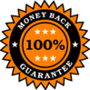Money Back Guarantee Sticker Clip Art