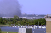 Smoke Rising Over The Pentagon On Sep. 11 Image