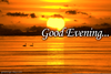 Have A Nice Evening Clipart Image