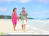 Hawaiian People Clipart Image