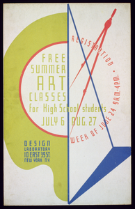 Free Summer Art Classes For High School Students Image