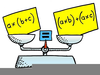 Algebra Clipart Pictures Image