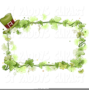 St Paddy Day Clipart Image