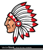 Clipart Indian Head Image