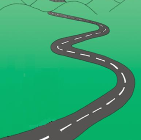 Winding Road Clipart Mountain Road | Free I...
