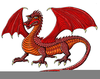 Animated Chinese Dragon Clipart Image