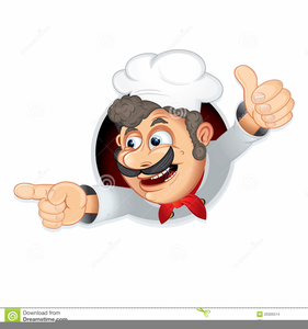 Clipart Of People Cooking Image