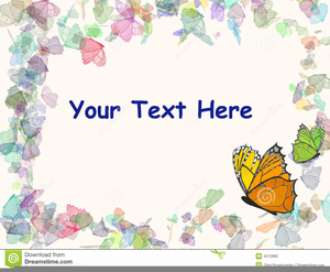 Butterfly Clipart Border Free Images At Clker Com Vector Clip Art Online Royalty Free Public Domain