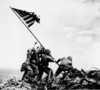 Flag Raising On Iwo Jima Image