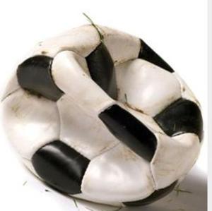 Football Burst Free Images At Clker Com Vector Clip