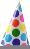 Party Hat Clipart No Background Image