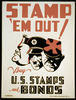 Stamp  Em Out Buy U.s. Stamps And Bonds / T.a. Byrne. Image