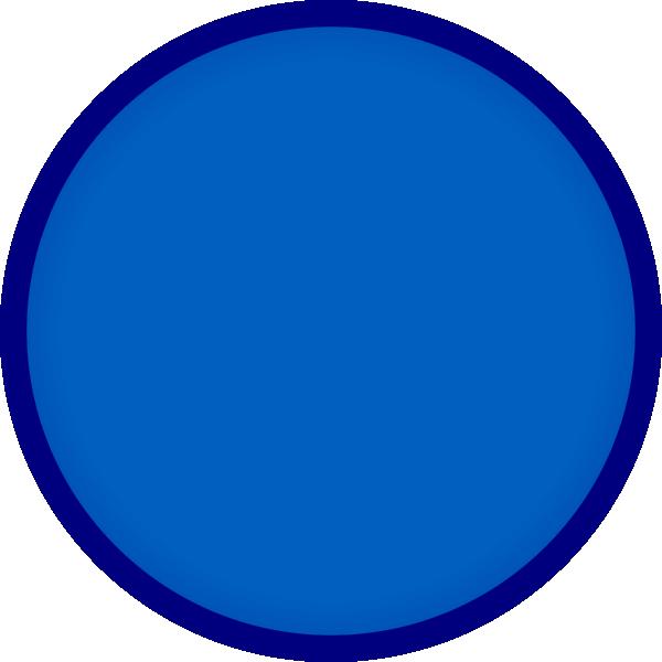 blue circle clip art - photo #31