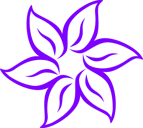 purple lily clip art at clker com vector clip art online royalty rh clker com lily clipart black and white lily clipart png