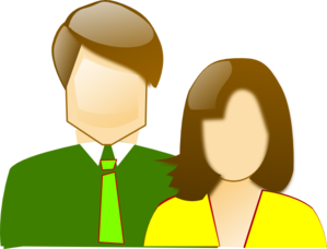 Mother And Father Clip Art
