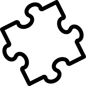 Puzzle Piece 2 Clip Art at Clker.com - vector clip art ...