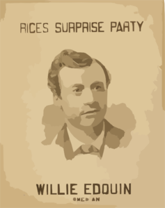 Rice S Surprise Party Clip Art