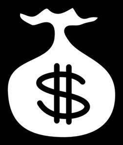 money bag clip art at clker com vector clip art online royalty rh clker com