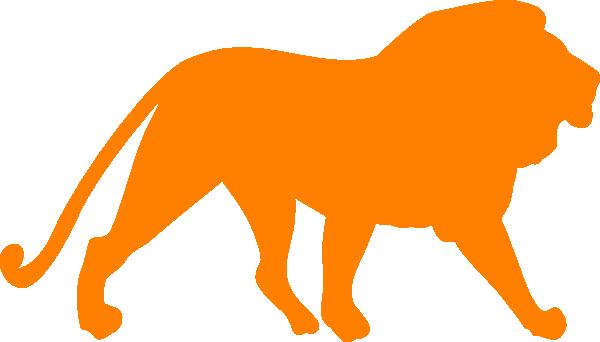 Image Gallery orange lion