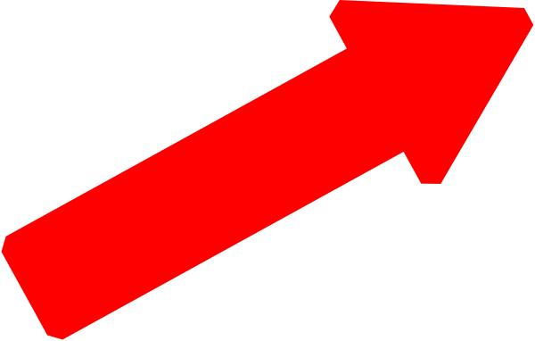 clipart red arrow - photo #15