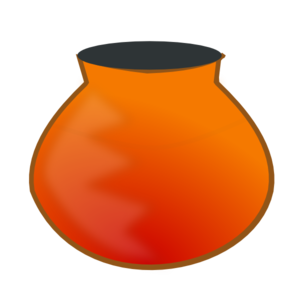 plant pot clip art at clker com vector clip art online royalty rh clker com clipart pot de départ clipart pot de départ