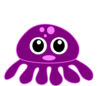 Cute Octopus Clip Art