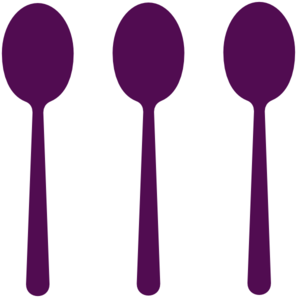 3 spoons clip art at clker com vector clip art online royalty rh clker com spoon clipart black and white spoon clipart free